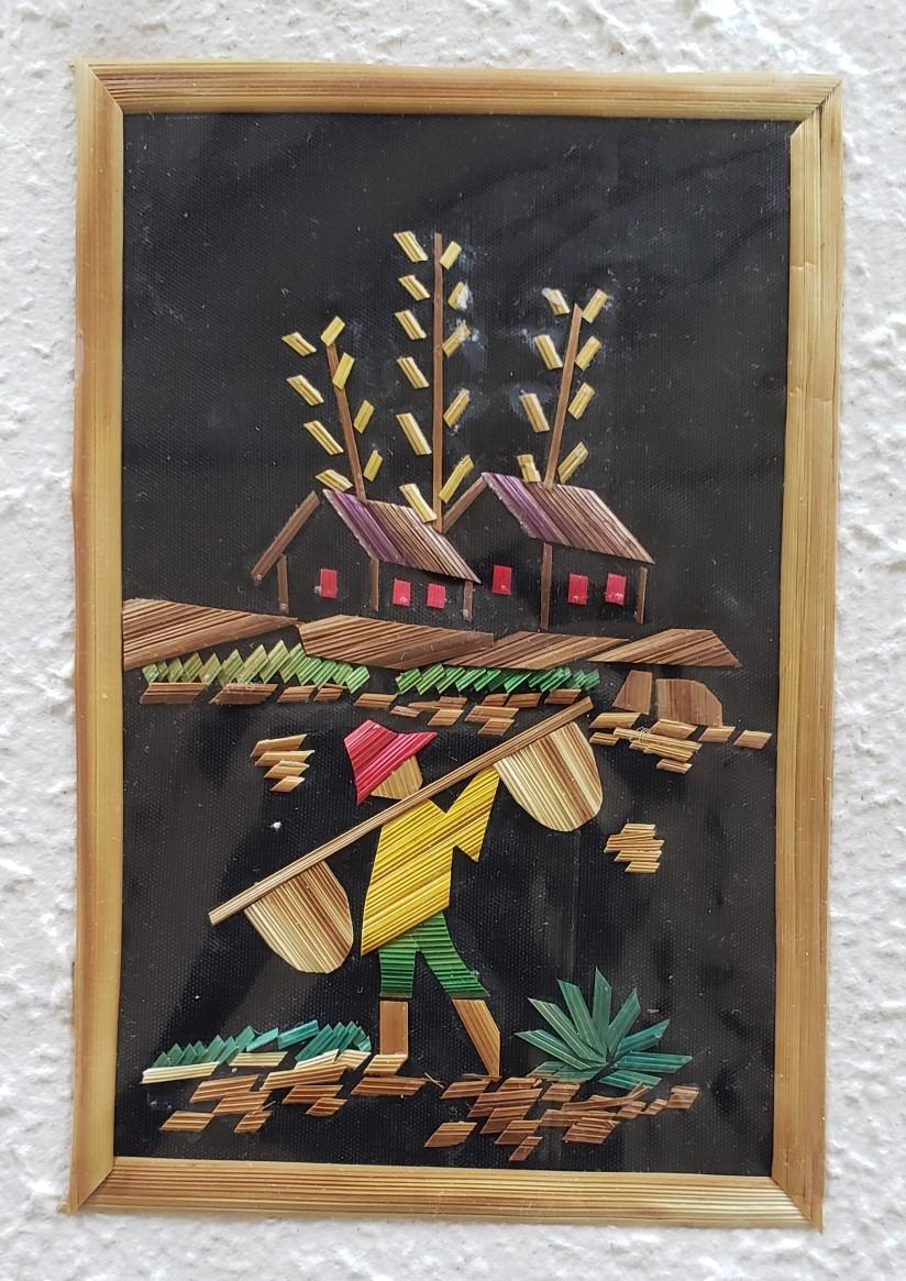 Porteur de riz