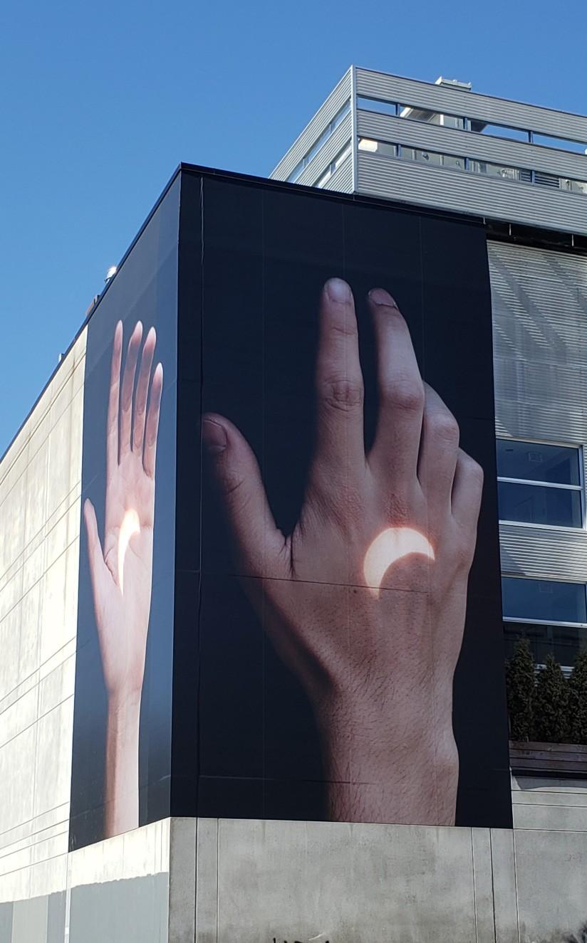 Main de lune