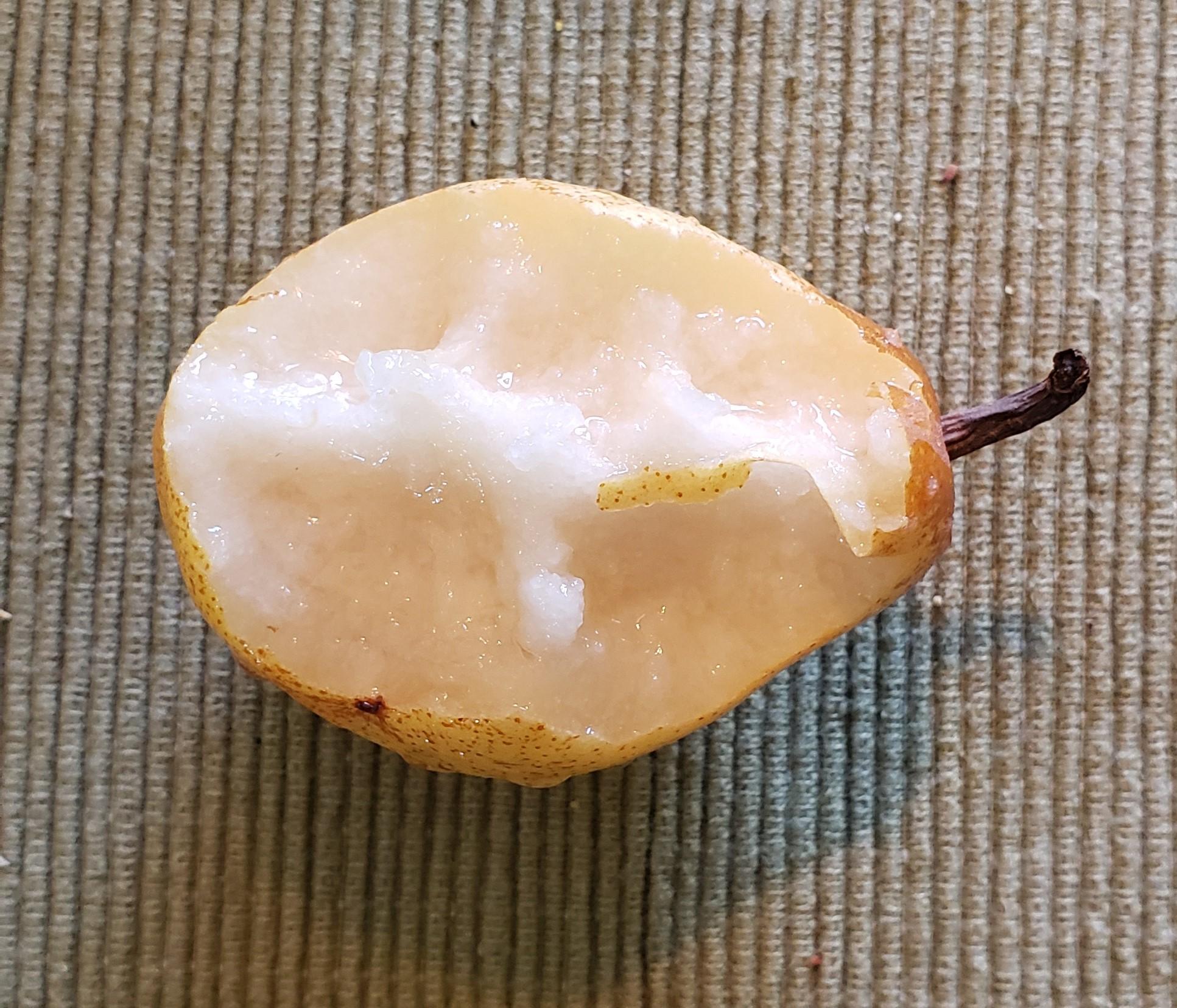 Demi-poire