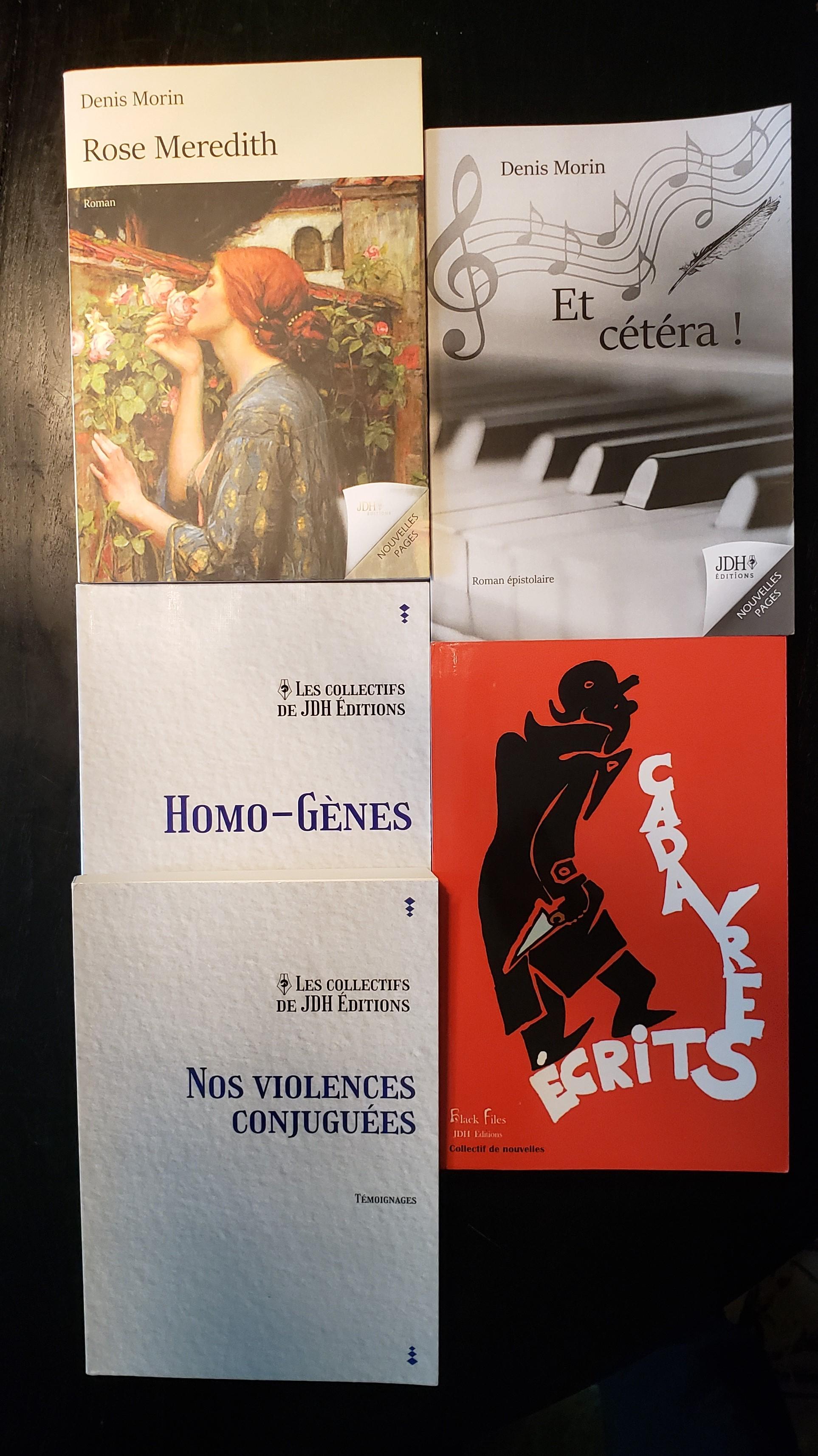 Publications JDH